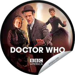 I just unlocked the Doctor Who: The Crimson Horror sticker on GetGlue                      11733 others have also unlocked the Doctor Who: The Crimson Horror sticker on GetGlue.com                  You're watching the premiere of Doctor Who: The Crimson Horror, presented by Supernatural Saturday, only on BBC America. Tonight, There's something very odd about Mrs. Gillyflower's Sweetville mill, with its perfectly clean streets and beautiful people. There's something even stranger about the bodies washing up in the river, all bright red and waxy.  When the Doctor and Clara go missing, it's up to Vastra, Jenny and Strax to rescue them before they too fall victim to the Crimson Horror!  Share this one proudly. It's from our friends at BBC America.