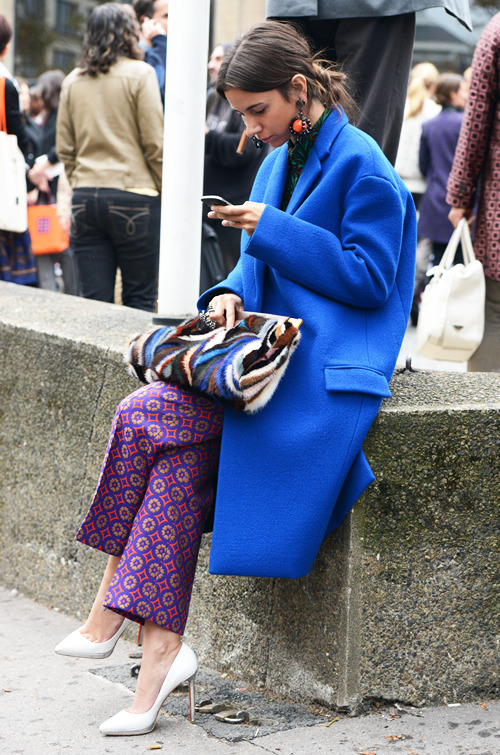 Love a bold coat