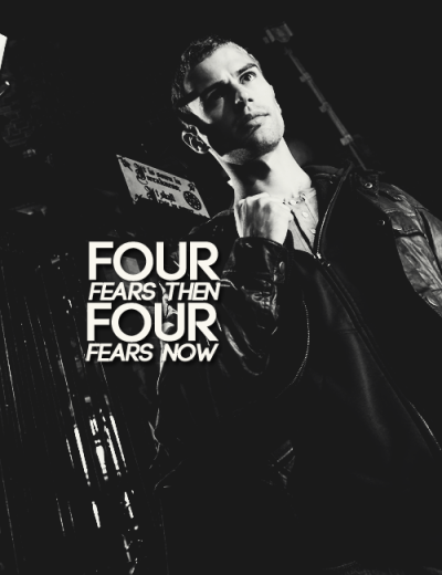 four fears then. four fears now.