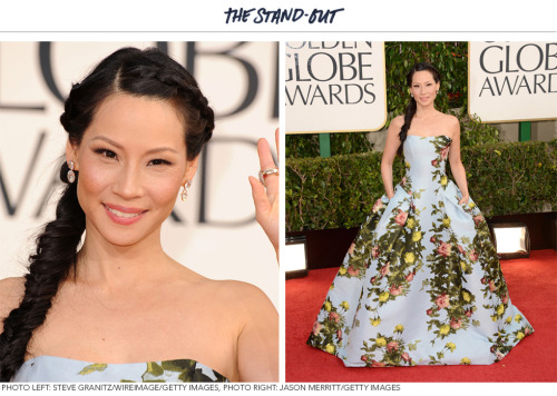 Check out our favorite looks from the 2013 Golden Globes and tell us who your favorite was!