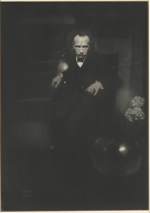 Richard Strauss, 1904. Photo: Edward J. Steichen.
