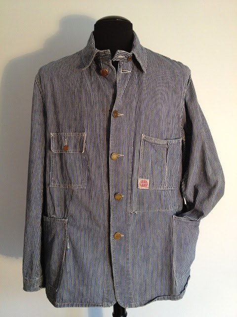 Headlight Hickory Chore Jacket