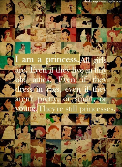princess quotes on tumblr