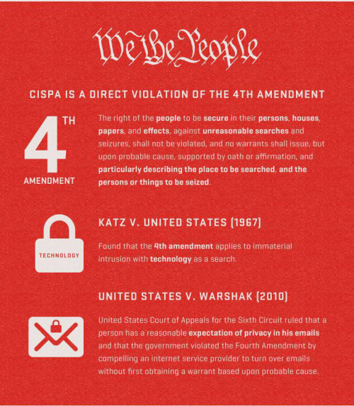CISPA is a nightmare.
