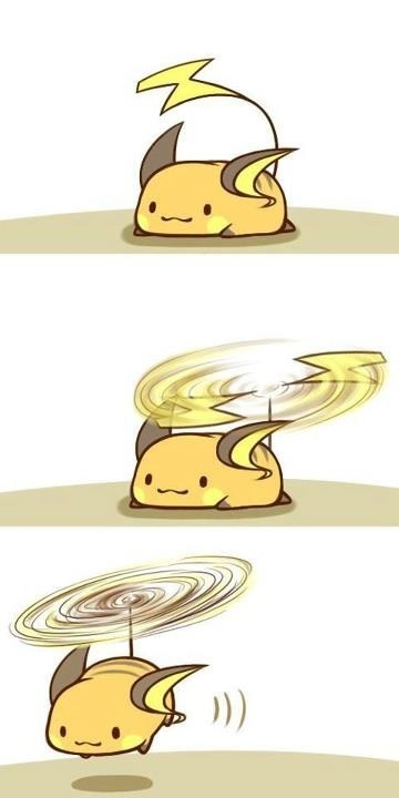 wat Does this mean that Raichu should learn Fly?