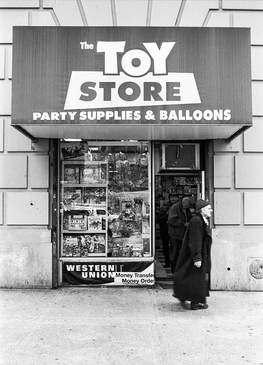 The Toy Store(y). Upper West Side, 2013.