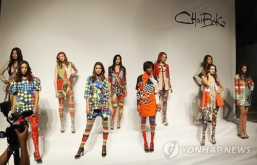 'K-fashion' to go on show in New YorkYonhap  Five of South Korea's top designers will showcase their work in a regular government-led fashion show set to open in New York next month, officials said Tuesday. The seventh edition of Concept Korea will take place at The Stage, Lincoln Center on Feb. 7 as part of the New York Fashion Week, which will be held next month at various venues throughout the city, the Ministry of Culture, Sports and Tourism said.
