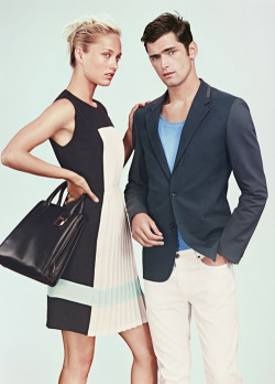 homotography:  Sean O'Pry for Hugo by Hugo Boss SS13