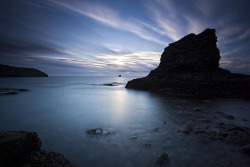 Trevaunance Cove by Martin Mattocks (mjm383) on Flickr.