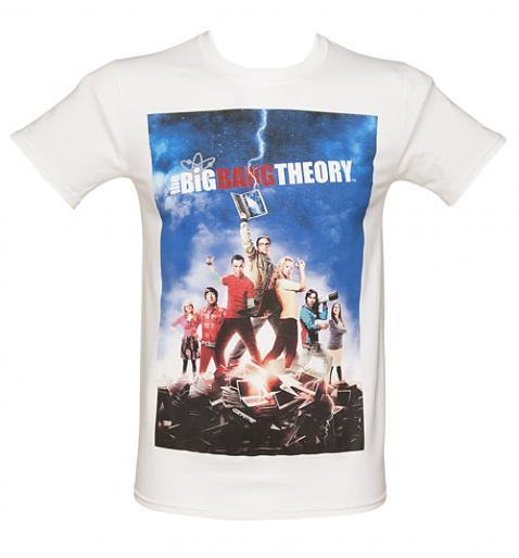 Loving this awesome photographic Big Bang Theory T-Shirt featuring all the main characters from the cult US show! A classic in the making, GEEKS RULE!!! xoxo