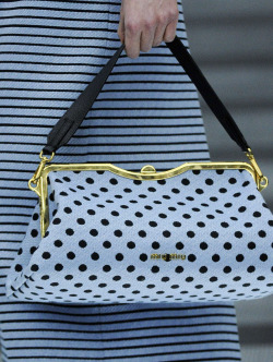 whathephoque:  pattern stripes & polka dot