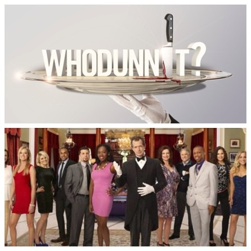 Super excited to compete on ABC's new summer reality competition  show  @whodunnitabc! Think CSI meets Clue. The show airs June 23rd @ 9pm. Be sure to tune in!!! #ABC #Whodunnit #CSI #murdermystery #television #nowwatching #summershows #realitytv #instagood #instagramhub