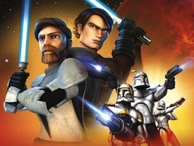 "Disney and LucasArts are taking a ""new direction"" in their ""Star Wars-related TV ventures, ending ""The Clone Wars"" and creating a new show in a previously unexplored time in that universe. Here's the story: http://www.deadline.com/2013/03/star-wars-lucasfilm-disney-tv-new-direction-clone-wars-ending-on-cartoon-network/ What do you think about this idea? I like the look of ""Clone Wars"" but wasn't particularly engaged by it. On the other hand, if they do something interesting like all the stuff that came out of ""Knights of the Old Republic,"" I'd be pretty jazzed. Thoughts?"