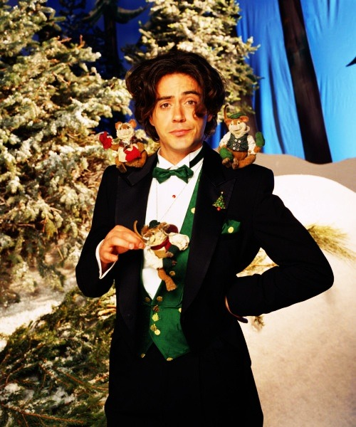 Mr. Willoby's Christmas Tree - Muppet Wiki Robert Downey Jr. appears in this 1995 Henson special.