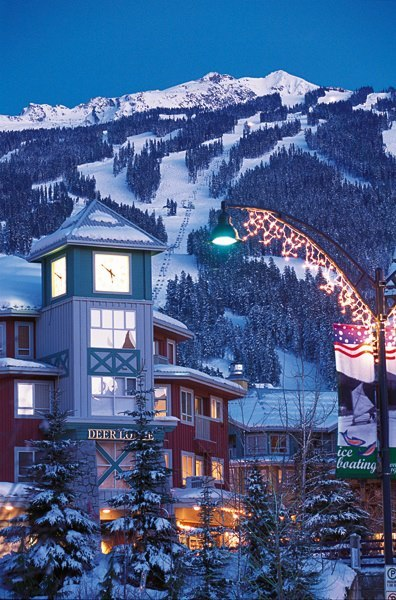 dandy-audreyh:  Whistler, Canada.    i work in that building! :D