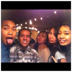 Party pic with @thtkidluiz @smileycine @haylebaby & @starzhafish #goodtimes #drank @aaroonie pad!