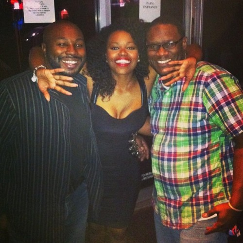 @djatempo @erinstevenson @tpipermedia #pvnation (at Sugarhill Lounge)