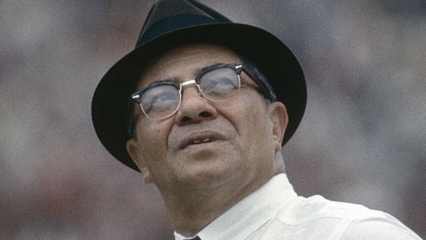 "excitablehonky:  Vince Lombardi accepted gay players on his team:  In 1969, Lombardi's Redskins included a running back named RayMcDonald, who in 1968 had been arrested for having sex with another man in public. In the Lombardi biography When Pride Still Mattered, author David Maraniss writes that Lombardi told his assistants he wanted them to work with McDonald to help him make the team, ""And if I hear one of you people make reference to his manhood, you'll be out of here before your ass hits the ground."" Lombardi's daughter Susan told Ian O'Connor of ESPNNewYork.com that her father would have been thrilled to have a player like Jason Collins, the NBA center who publicly revealed this week that he is gay. ""My father was way ahead of his time,"" Susan Lombardi said. ""He was discriminated against as a dark-skinned Italian American when he was younger, when he felt he was passed up for coaching jobs that he deserved. He felt the pain of discrimination, and so he raised his family to accept everybody, no matter what color they were or whatever their sexual orientation was. I think it's great what Jason Collins did, because it's going to open a lot of doors for people. Without a doubt my father would've embraced him, and would've been very proud of him for coming out."" Dave Kopay, the first former NFL player to come out, also played on those 1969 Redskins, and he says that while he never told Lombardi, he believes Lombardi knew not only that Kopay was gay, but that Kopay and another Redskins player, Jerry Smith, were in a romantic relationship. ""Lombardi protected and loved Jerry,"" Kopay told O'Connor. Lombardi's brother Harold was gay, and when Harold died in July of 2011 he wassurvived by his partner of 41 years — meaning their relationship began just before Vince died in September of 1970. As noted by Doug Farrar of Yahoo! Sports, Vince knew Harold was gay and didn't just believe in ""tolerance"" but believed strongly that discrimination against gay people was wrong, just as he was angered when he saw mistreatment of his black players, or discrimination against his fellow Italian-Americans. If a coach who was considered old-fashioned even by the standards of the 1960s accepted gay players in his locker room, the idea that gay players couldn't be accepted in an NFL locker room in 2013 is both silly and sad."