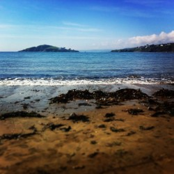 Happy bank holiday peeps :)  (at Bantham Beach)