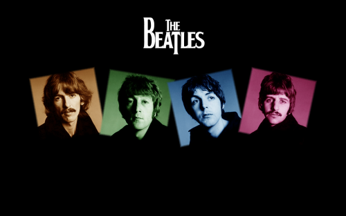 qaossil:  .The Beatles. BestBandEver