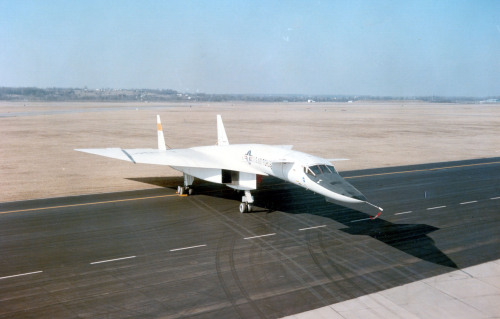 North American XB-70 Valkyrie at the National Museum of the United States Air Force, Dayton, Ohio. (U.S. Air Force photo.)