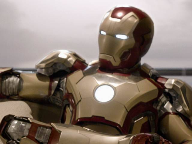 "'Iron Man 3' rockets to second-biggest box-office opening ever with $173 million (Photo: Marvel / Film Frame via AP) Superhero sequel ""Iron Man 3"" rocketed to the top of U.S. and Canadian box office charts, kicking off Hollywood's summer movie season with $175.3 million in weekend ticket sales for the second-biggest film opening of all time. Read the complete story."