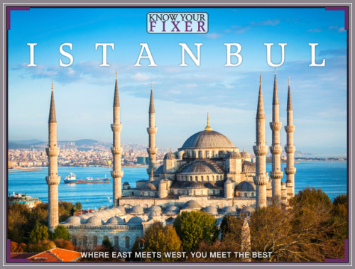 Beautiful feature on Istanbul and how to make the most of your trip there. [x] I want to go back so badly!