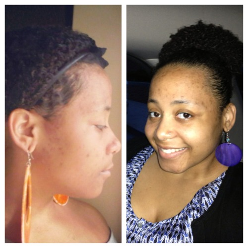 May 2012/May 2013 - Natural Hair Don't Care!
