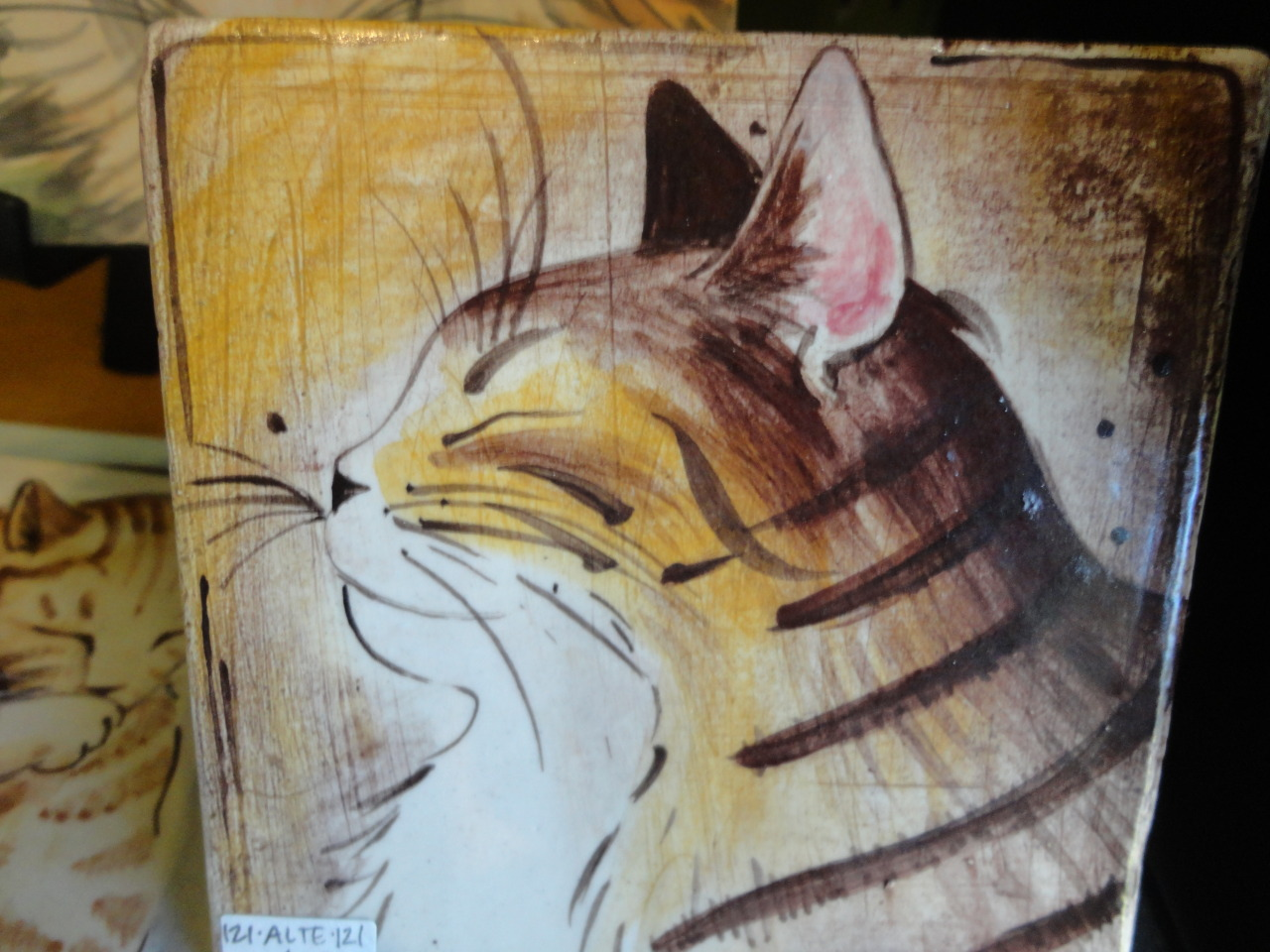 Cincinnati area art kitty