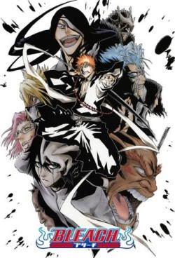 I'm watching Bleach                        Check-in to               Bleach on GetGlue.com