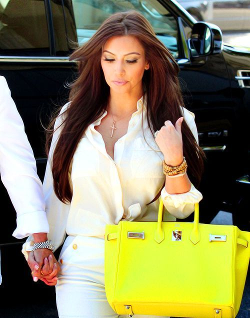 Kim Kardashian style <3