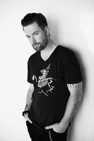 stillkeepsmeawake:  David Cook  Photo by Russ Harrington