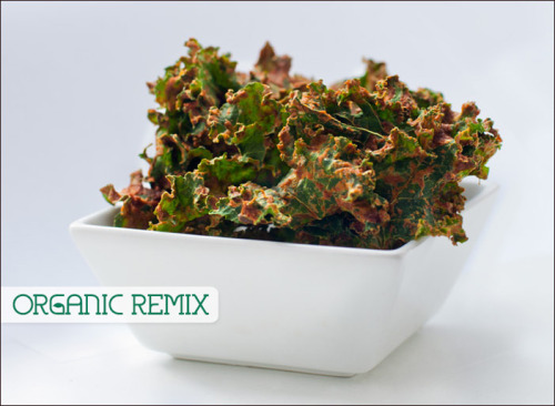 pumpkin-sunshine:  RAW KALE CHIPS ALL'ITALIANA via Organic Remix Photo by Olia Saunders