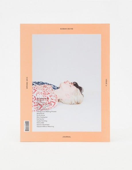 inspirimgrafik:  HUMAN BEING JOURNAL ISSUE 2