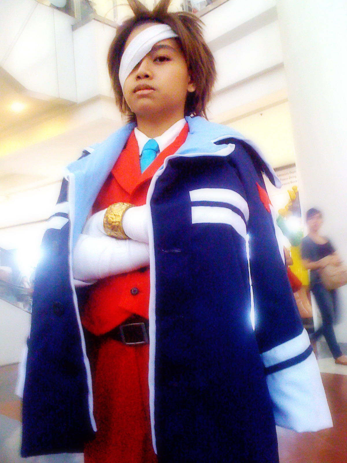 voici-velle:  GS5 Apollo Justice cosplay.  <3333333333