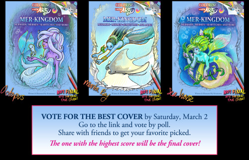 HEY GUYS! Vote on which of these 3 mermaids you think is the best cover for  Mer-Kingdom by SAT & I WILL MAKE IT SO! http://wp.me/pdzM7-15R