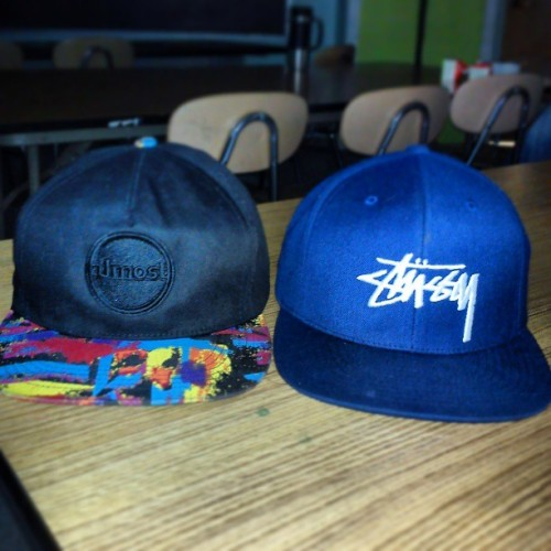 #almost #stussy #snapback #hat #style #fashion #fame #famous #clothing #fly #HOT #cool #chill #rad #dope #trill #amazing #awesome #like #follow #share #skatelife #roccity #ny #newyork #photography #pic #instapic #instamood