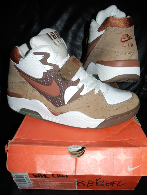 Nike Air Force 180 Clay 9 US DS 200 € + Shipping SneakersForSaleTumblr@gmail.com