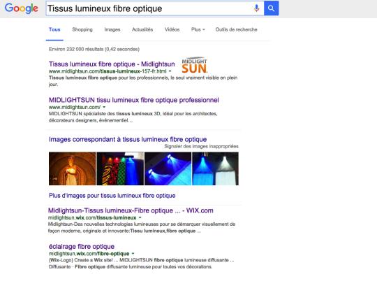 Tissus lumineux fibre optique : éclairage, décoration lumineuse