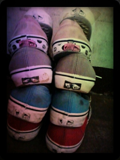 "My BABIES :""> ""The dirtier, the better."" :)))))   cheymessedup.tumblr.com"