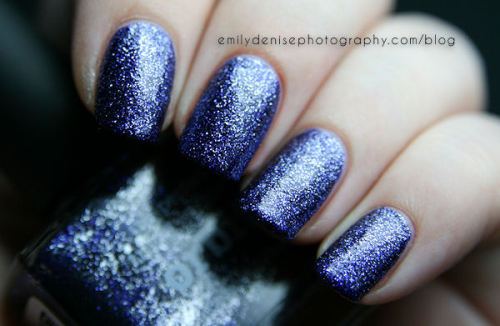 piCture pOlish - Orbit. Seriously in love with this glitter polish! Make sure to check out my blogpost for more info.
