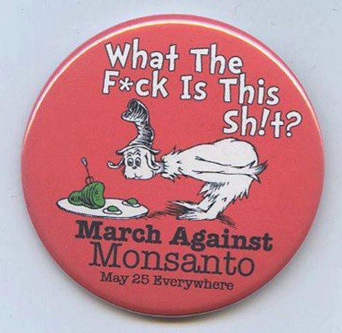 theladymisskier:  March against Monsanto May 25th  USA USA USA USA USA USA save our food chain and grow your own food.Here is a list of cities, organizer(s) and the FB event links to RSVP https://docs.google.com/spreadsheet/ccc?key=0Ah7h2ApbBPnpdGhOMElaSVg1QUQtRlJQWm1FaUZISlE