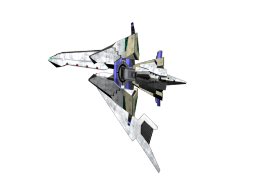 I DID IT I FINALLY RIPPED SOME MODELS FROM STARFOX ASSAULT AND PROPERLY RENDERED THEM