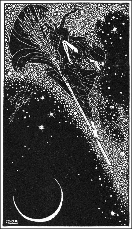 waterwitchinthewest:  necroluste:  Dorothy Lathrop  Love