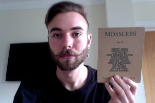 End Of The World reading, Mossless Issue Two came in the post today. So so so nice.
