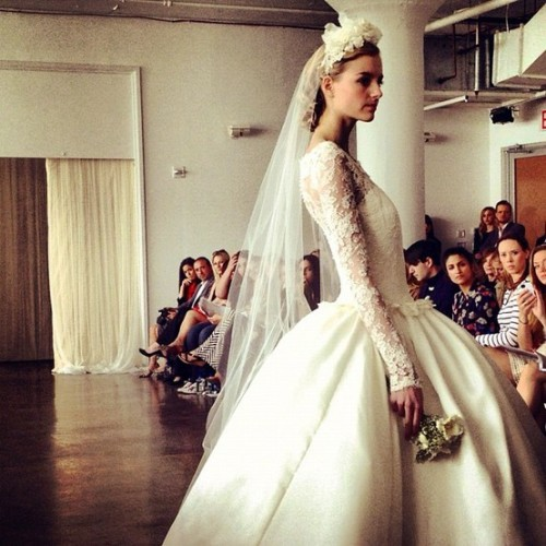 Marchesa Bridal 2013