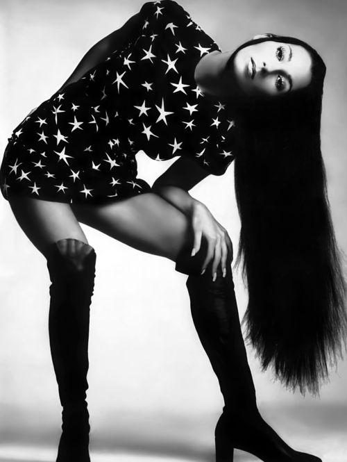 retrowunderland:  Happy 67th Birthday Cher!