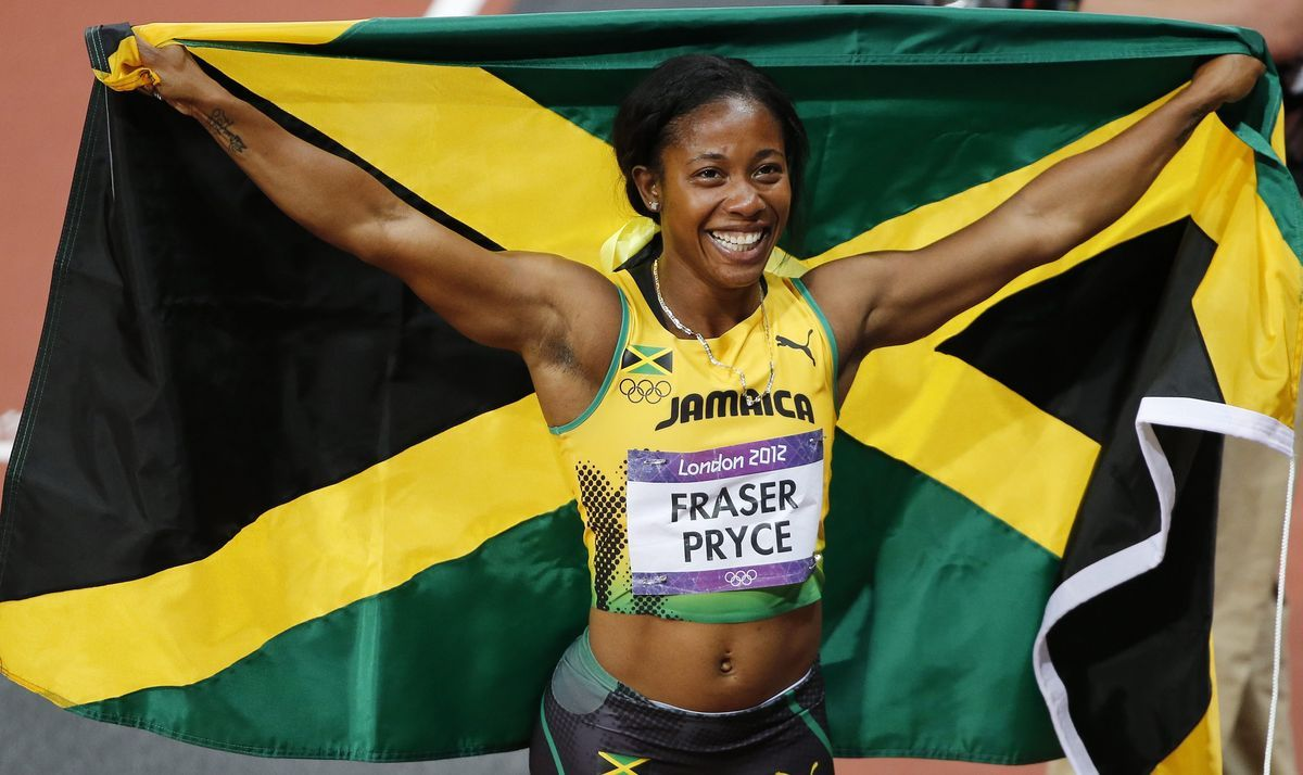 Shelly-Ann Fraser Pryce
