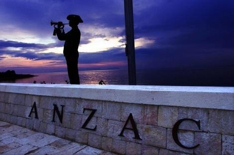 An amazing day to be Australian. Lest We Forget.