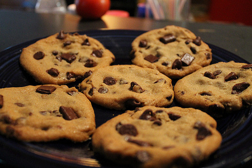 cookies choco chip ood dessert yum delicious baking